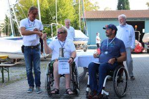 Sieger Handicap-Wertung der Bayerischen Meisterschaft im 2.4mR